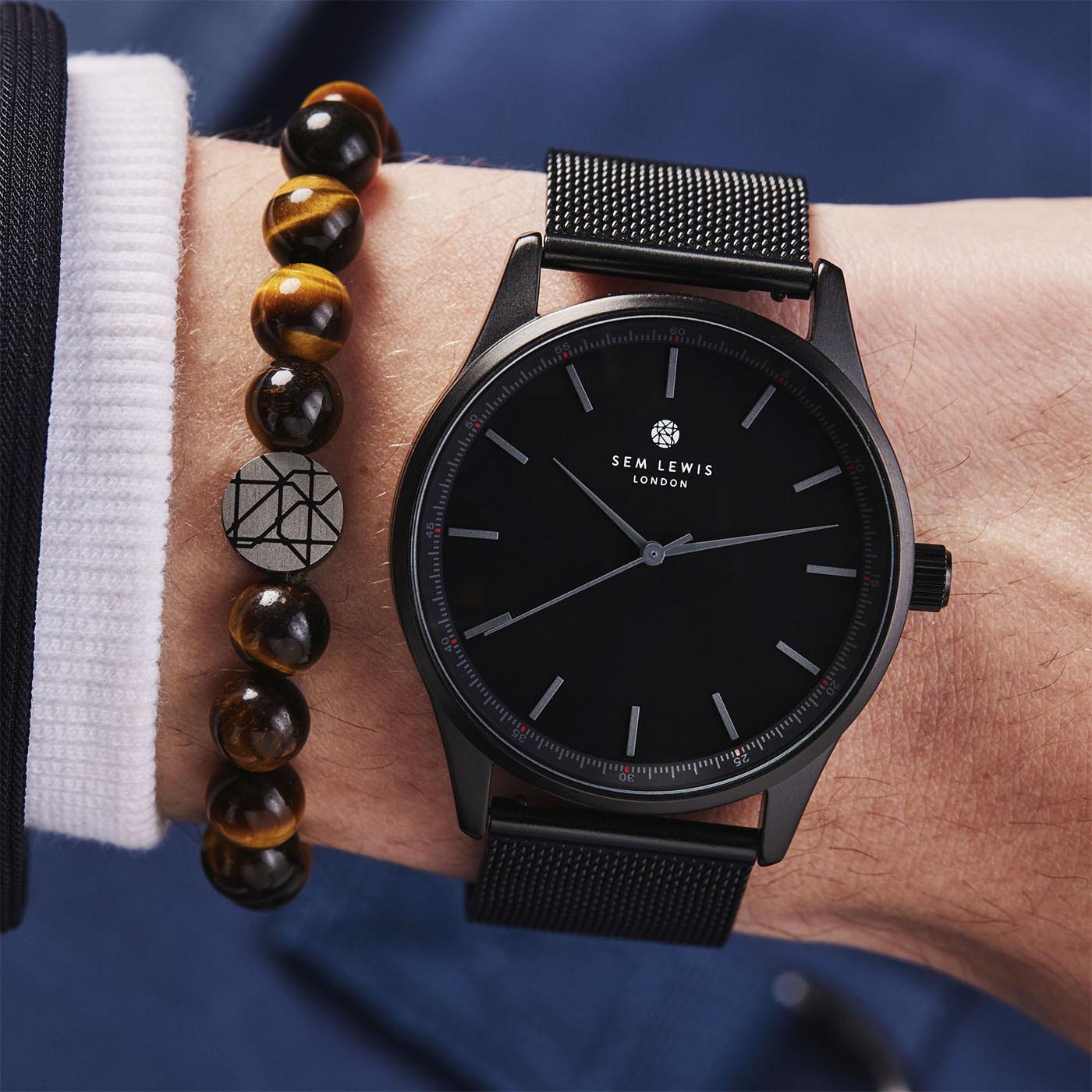 Sem Lewis Metropolitan Northwick Park horloge SL1100011