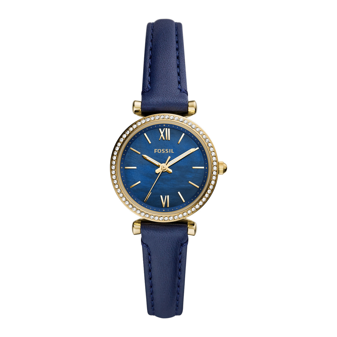 Fossil Carlie Mini horloge ES5017