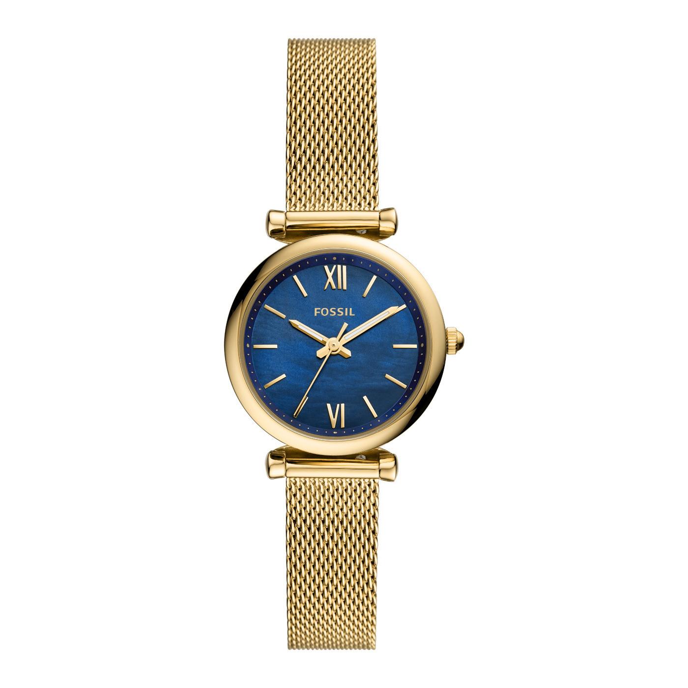 Fossil Carlie Mini horloge ES5020