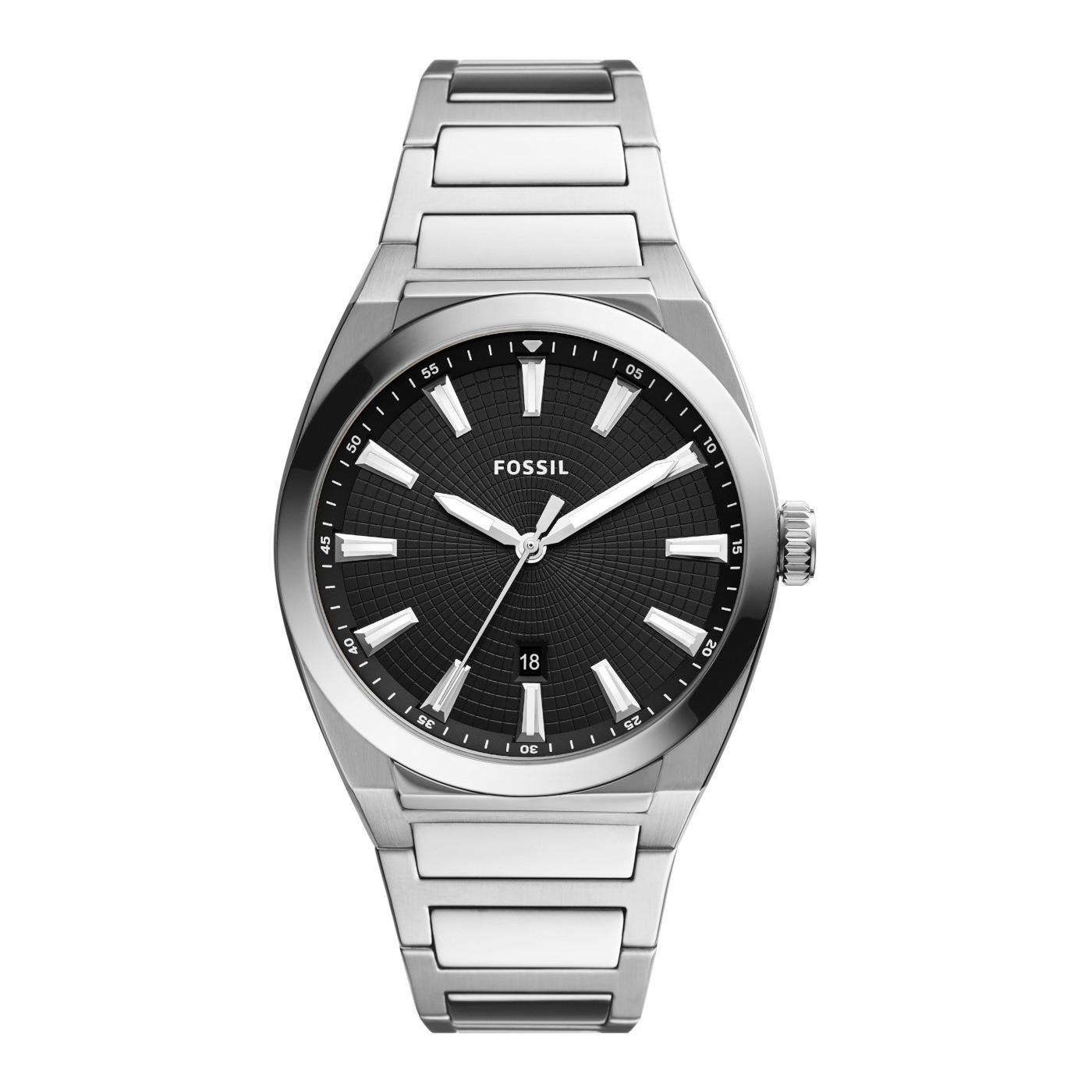 Fossil Everett 3 Hand horloge FS5821