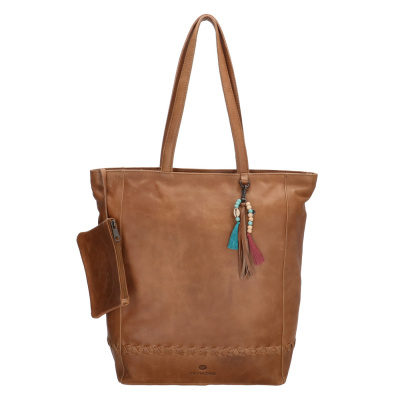 Micmacbags Friendship Brown Shopper 18620006