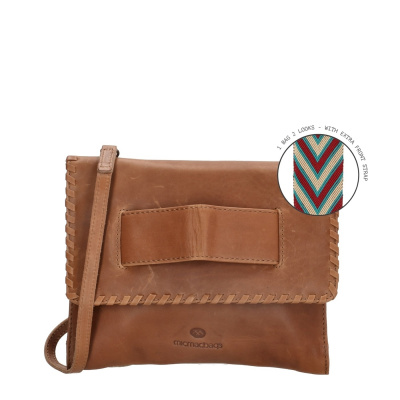 Micmacbags Friendship Brown Clutch 18659006