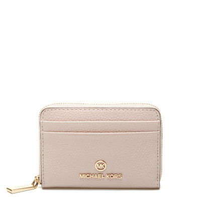 Michael Kors Small Coin Card Soft Pink Portemonnee 34S1GT9Z1L-187