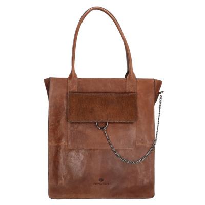 Micmacbags Mendoza Brown Shopper 20064006