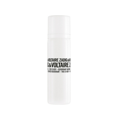 Zadig & Voltaire This Is Her Scented Deo Spray