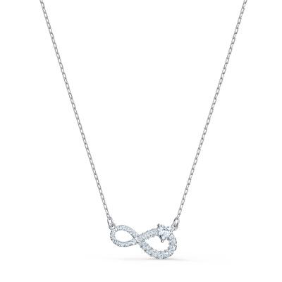 Swarovski Infinity Ketting 5520576 (Lengte: 38.00 cm)