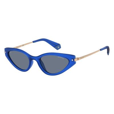 Polaroid Love Island Blue Gepolariseerde Zonnebril PLD-202671-UJY-53-C3