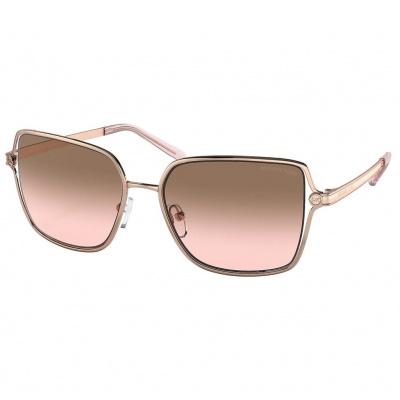 Michael Kors Shiny Rose Gold Zonnebril MK108711081156