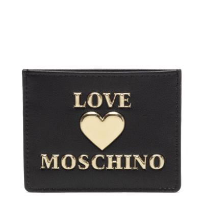 Love Moschino Nero Ritsportemonnee JC5608PP0BLE0000