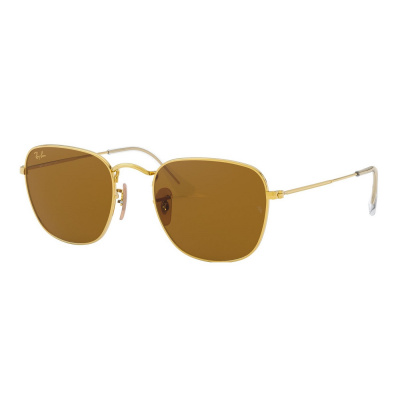 Ray-Ban Round Legend Gold Zonnebril RB385791963351