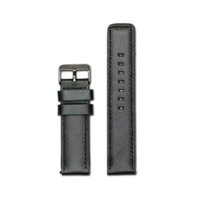 Sem Lewis Strap 22mm Leather Black SL610002