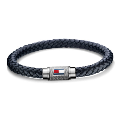 Tommy Hilfiger Single Wrap Magnet Armband TJ2701000