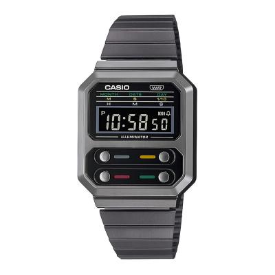 Casio Vintage Edgy horloge A100WEGG-1AEF