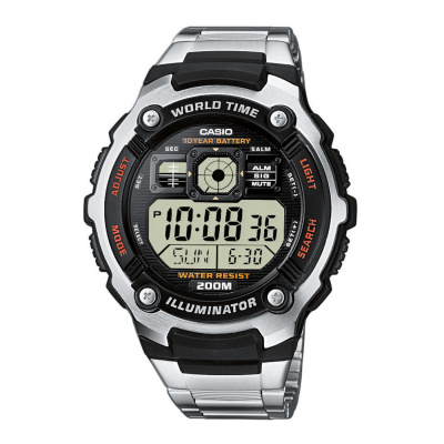 Casio Collection horloge AE-2000WD-1AVEF