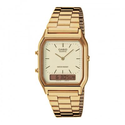Casio Vintage Edgy horloge AQ-230GA-9DMQYES