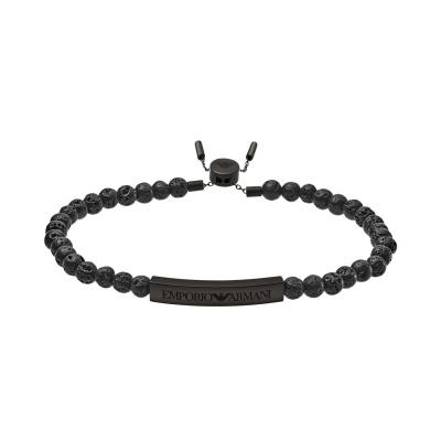 Emporio Armani Refined Rawness Armband EGS2478001 (Lengte: 18.50-19.50 cm)