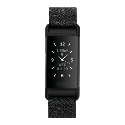 Fitbit Charge 4 Special Edition Display Smartwatch FB417BKGY