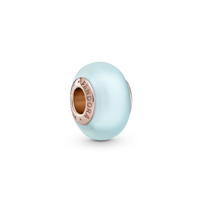 Pandora Colours Matte Blue Murano Glass Hanger 789420C00