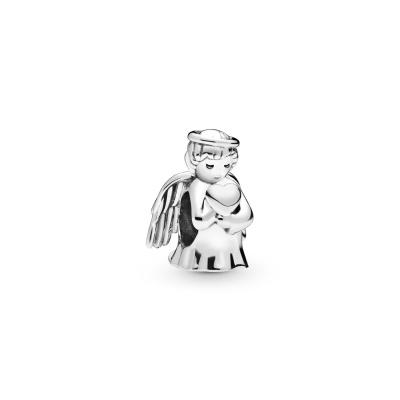 Pandora Moments 925 Sterling Zilveren Angel Bedel 798413C00