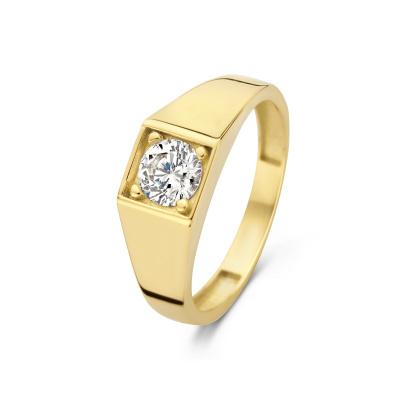 Isabel Bernard Le Marais Lauren 14 Karaat Gouden Ring IB330031