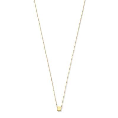 Isabel Bernard Le Carré 14 Karaat Gouden Collier IB340044