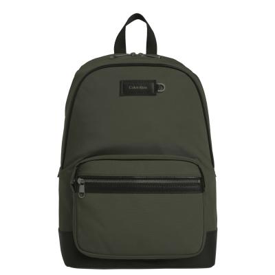 Calvin Klein Dark Olive Rugzak K50K507321LEX001