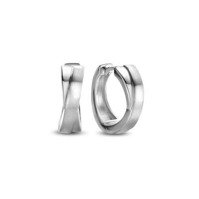 Parte Di Me 925 Sterling Zilveren Bibbiena Poppi Casentino Creolen PDM36028