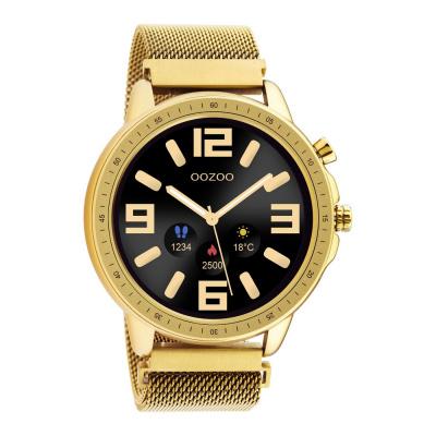 OOZOO Goudkleurig Display Smartwatch Q00306