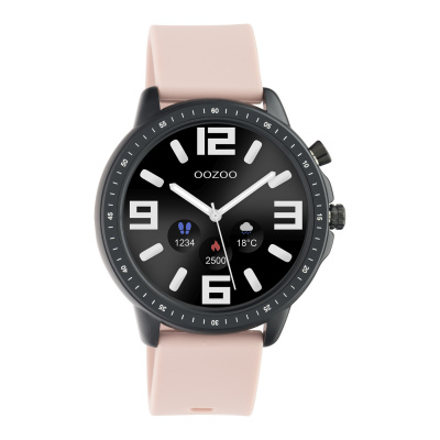 OOZOO Roze Display Smartwatch Q00329