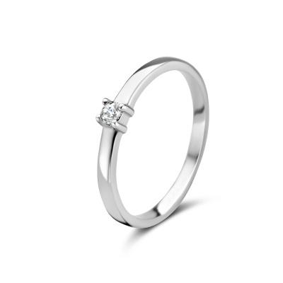 Selected Jewels Mila Elodie 925 Sterling Zilveren Ring SJ300025
