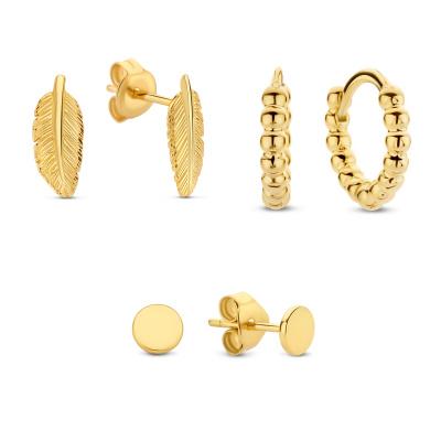 Selected Jewels Lily ørering SJSET2100894