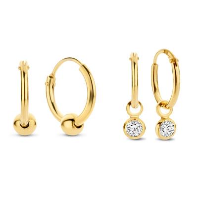 Selected Jewels Lily ørering SJSET2100899