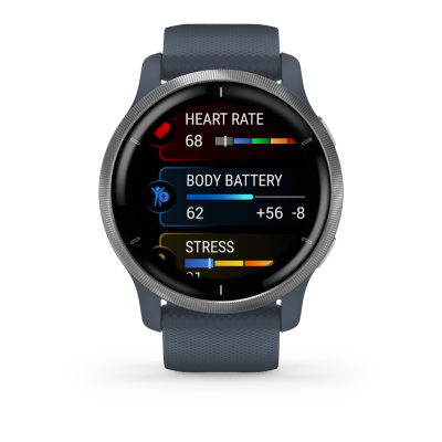 Garmin Venu 2 smartwatch blauw 010-02430-10