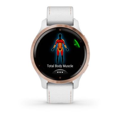 Garmin Venu 2S smartwatch wit 010-02429-23
